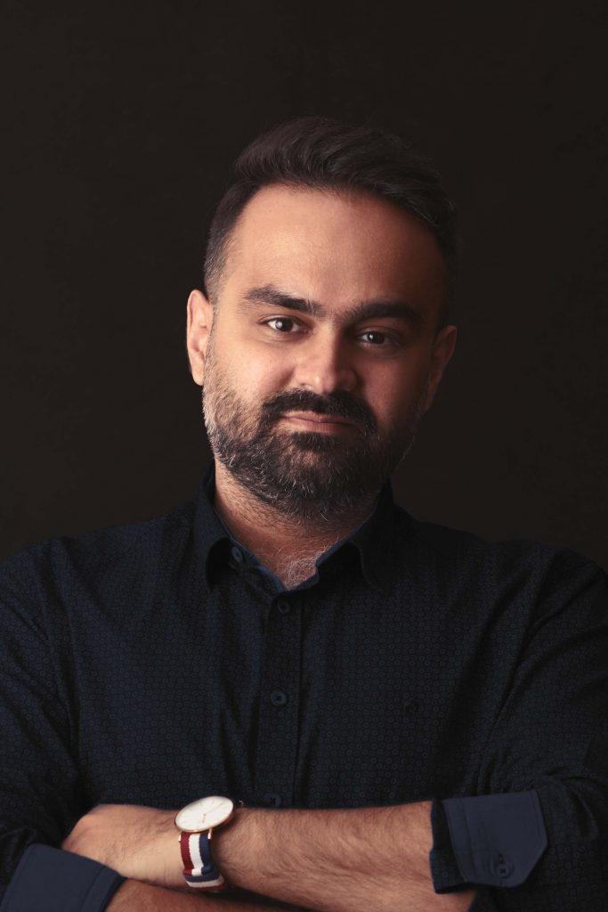 Reza Ghorayshi